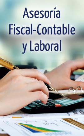 Asesoría Fiscal-Contable y Laboral