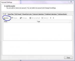 Cara Setting Gmail di Outlook (3/6)