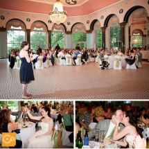Anna And Brian Wedding South Shore Cultural Center In
