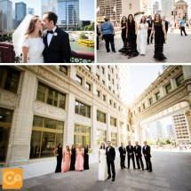 Christine And Demetri Hotel Monaco Chicago Wedding