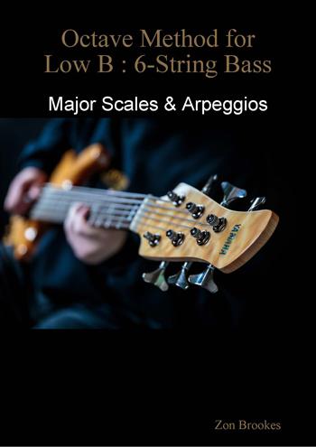 Bass Guitar Scales Pdf : guitar, scales, BLOGoZON, No.269, 6-string, BCAGED, Octaves, Major, Scale, Shapes, Yamaha