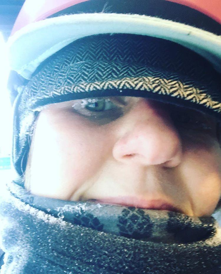 winter cycling, cycling, winter biking, winter