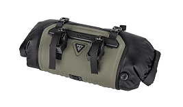 Topeak Frontloader bike pack review