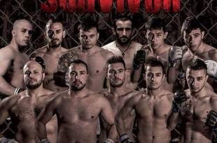 CAGE SURVIVOR 2 FIRST OFFICIAL POSTER