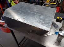 YXZ Fuel Tank Fabrication