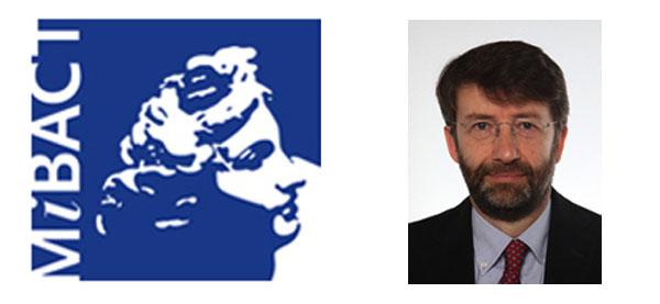 Dario Franceschini - Ministro dei Beni e delle Attività Culturali e del Turismo