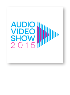 Logo Audio Video Show 2015