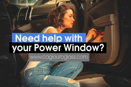 Power Window Regulator Repair