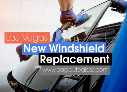 New Windshield Replacement Las Vegas