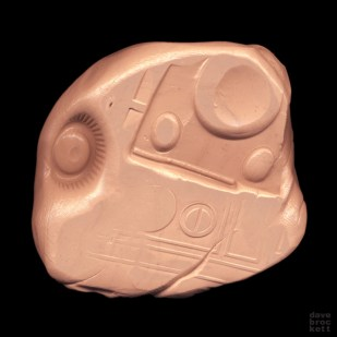Pop Fossil R2d2