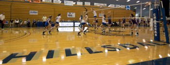 Charger Volleyball