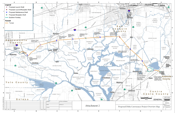 USACE application map
