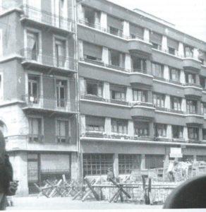 Cahiers de la Haute-Loire. Année 2011. Le siège de la Kommandatur, boulevard Maréchal Fayolle en 1942.