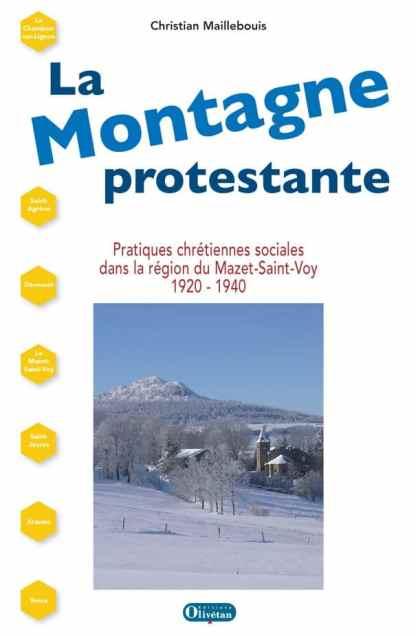 Couverture Montagne protestante