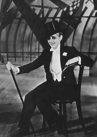「アメリカの恋人」メアリー・ピックフォード 1931年『キキ』より