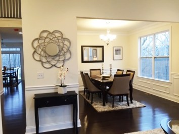Avon Model Home at The Hiils at Roosevelt Woods