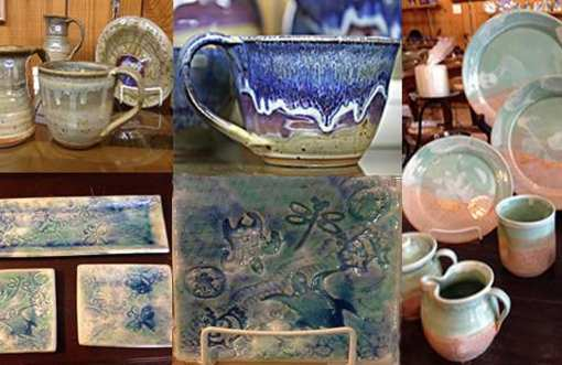 Wyndham & Brooke Haven Pottery