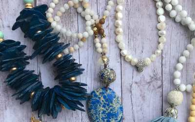 Beaded Blues Handcrafted Jewelry