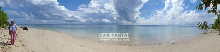 Panorama Sangalaki