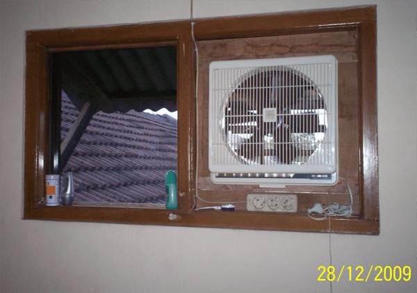 Exhaust Fan  Cahpct cah pacitan