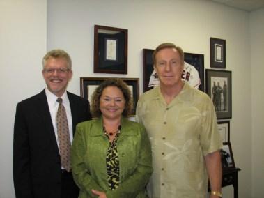 Congressman Gary Miller Visit 004