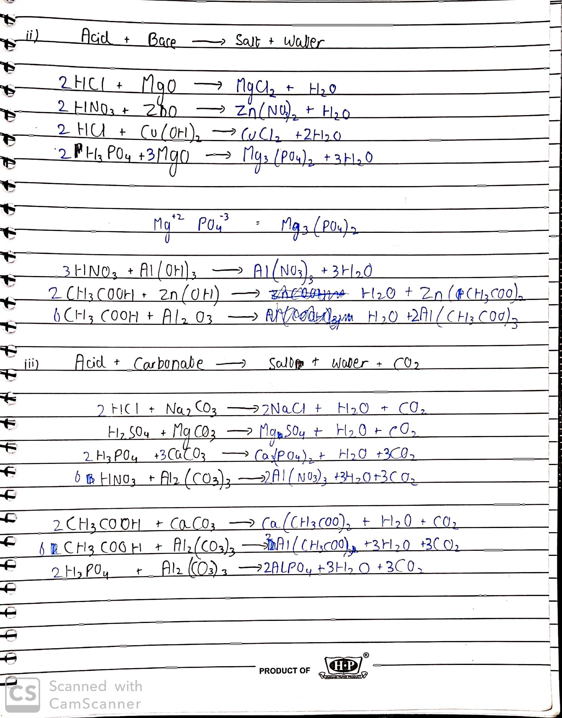 Olevel chem By Sir Rizwan Acid basis salt_3
