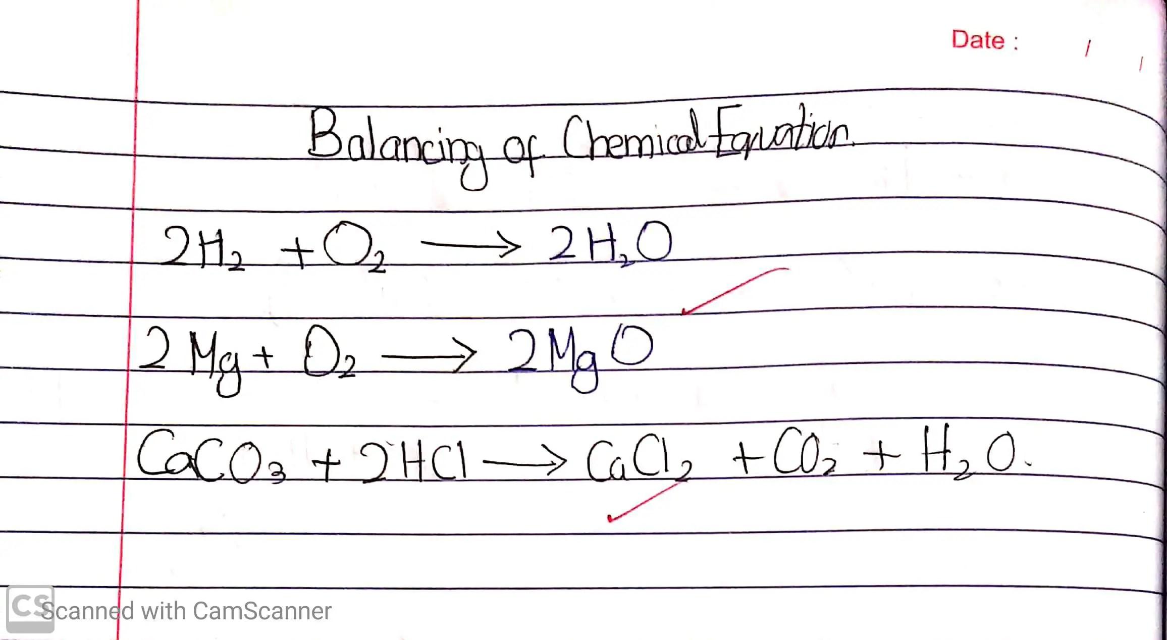 Formula Writing and Balancing of Equation_4