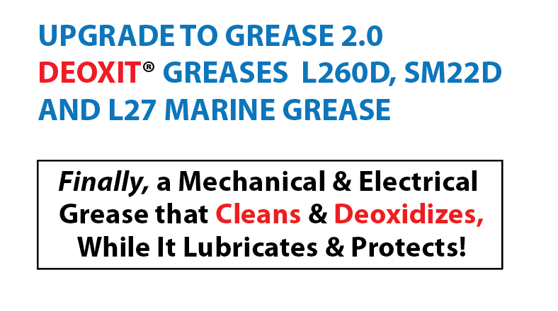 DeoxIT Greases