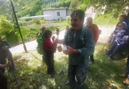 Da Boschetto a Schiagni per il monte Alago