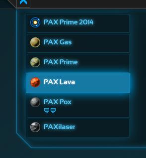 PAX Pox peut être propulsée par 2 moteurs Halley