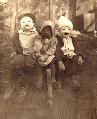 Guising Costumes