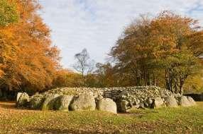 clava cairns Inverness Scotland
