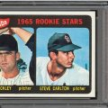 Baseball cards 1965 topps psa cardfacts