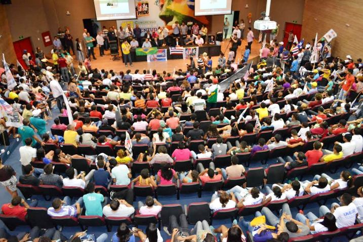 Congresso Juventude PMDB 1
