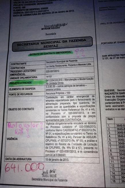 Extrato do contrato no DOM[1]