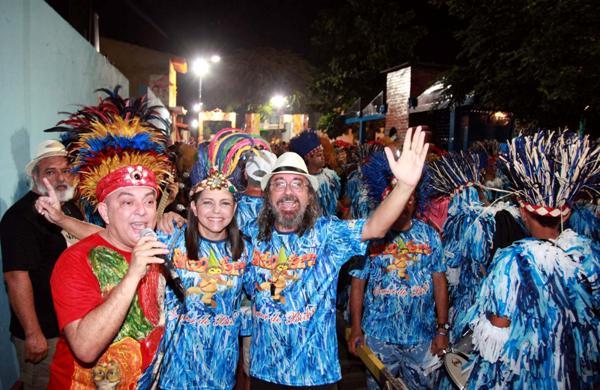 Foto 1 - Carnaval domingo