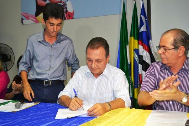 Foto 1 - Luis Fernando - Estreito e Amarante    foto Dilmara Tavares
