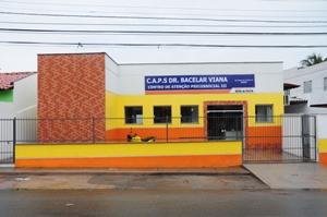 Foto 1 - SES - CAPS Atendimento foto Nestor Bezerra