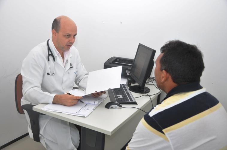 Foto 1 - centro oncologico