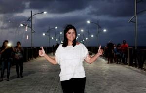 Foto 4 - Governadora Roseana inaugura Espigão. Foto Antônio Martins