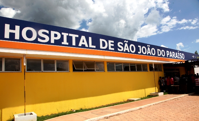 Foto 6  inauguração do hospital São João do Paraiso foto Handson Chagas