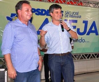 Luis Fernando e Neto Evangelista na quinta edição do Planeja