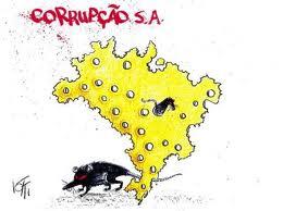 corrupção generalizada