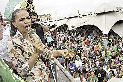 ELEIÇÕES 2010/MARINA/PA