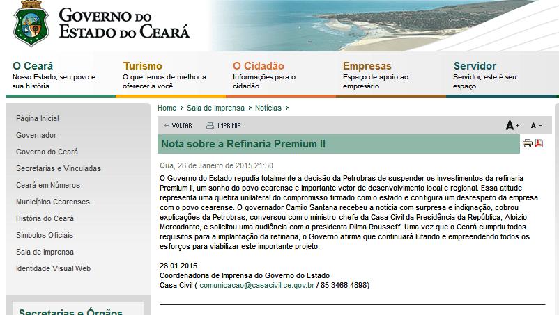 premium ceará