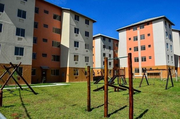 Cada unidade tem área privativa de 39,05 m² e está avaliada em R$ 61 mil. Tomaz Silva/ Agência Brasil