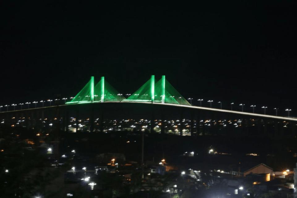Ponte Newton Navarro. Foto: Reprodução