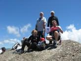 In vetta alla Rocca del Reopasso 24 giugno 2015