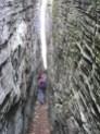 Sul sentiero 145 da Capanne di Careggine verso la Penna di Sumbra