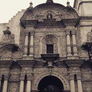 Church in Arequipa.